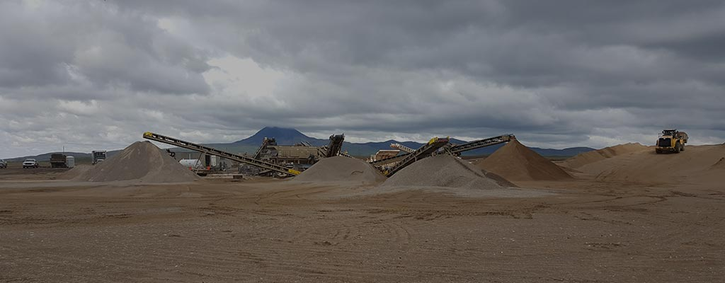 LHC Sand and Gravel Supply in the Flathead Valley